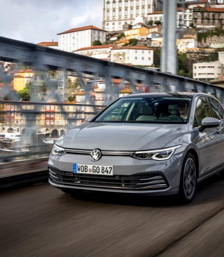 Nieuwe VW Golf is een mensenredder