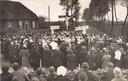 Inzegening van het kruisbeeld van Berkel, 21 mei 1930
