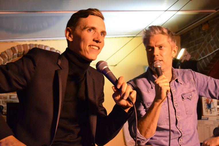 Dylan en Maarten