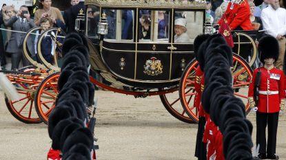 Queen Elizabeth viert haar 93e verjaardag