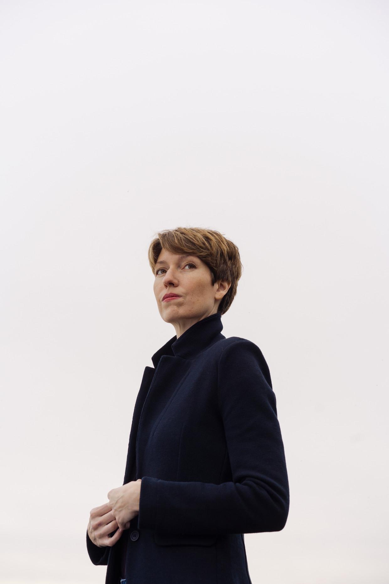 Sarah Ramey, auteur van 'Het handboek voor vrouwen met mysterieuze kwalen'.