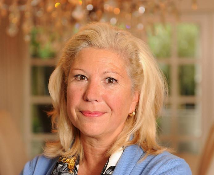 Oud- burgemeester Wilma Verver.