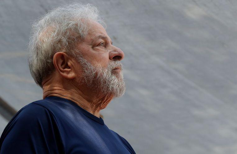 Oud-president Lula. Beeld AP