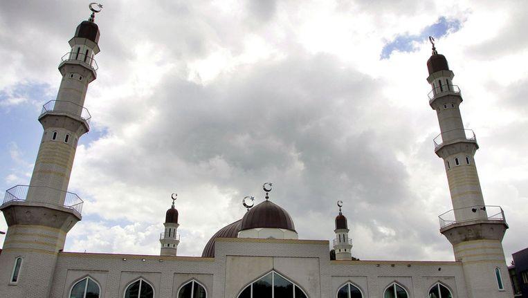 Moskee in Amsterdam Beeld ANP