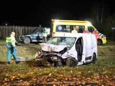 Twee zwaargewonden bij ongeluk Ravenswaaij