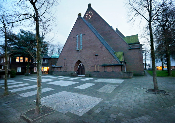 De Mariakerk.