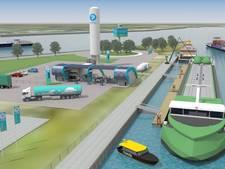 Plan: bunkerstation voor vloeibaar gas op Duivelseiland