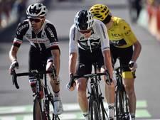Dumoulin buigt niet voor Sky-duo na spectaculaire klim naar Mende