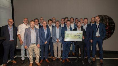 Kiwanis deelt 64.000 euro uit aan goede doelen