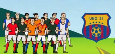 Uut Noaberschap Ontstoan: nieuwe voetbalclub voor jeugd in Berkelland heet UNO'21