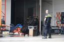 Meerdere krakers aangehouden na brandstichting en geluidsoverlast in loods Breda