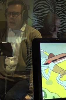 De stem achter Spongebob onthult zich ter ere van 200ste aflevering