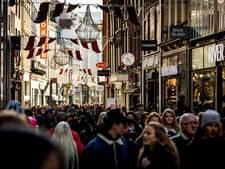 Kalverstraat blijft duurste winkelstraat van Nederland