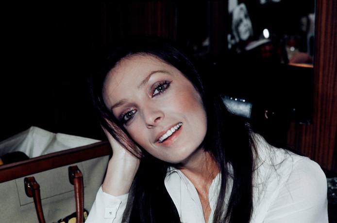 Marie Laforet, en mai 1972.