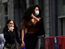 Plusieurs communes de la région de Charleroi imposent le masque à l'extérieur