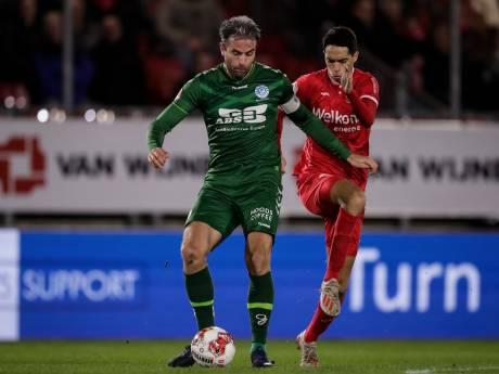 De Graafschap loopt met zege op Almere City FC opnieuw in op koploper SC Cambuur