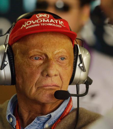 Oud-coureur Lauda koopt eigen luchtvaartmaatschappij Niki