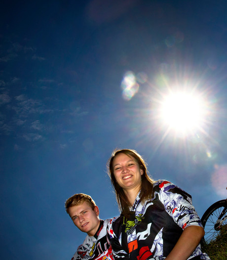 BMX'er Joris Harmsen wint twee keer in Praag