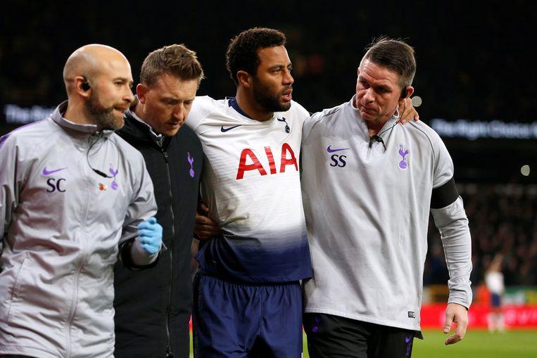 Dembélé kwam het laatst in actie voor de Spurs op 3 november op het veld van Wolverhampton, waar hij al snel het veld gekwetst moest verlaten.