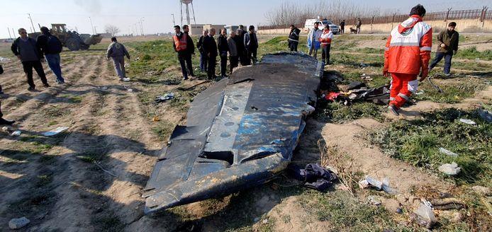 Alle 176 mensen die aan boord waren van het toestel van Ukraine International Airlines kwamen om het leven.
