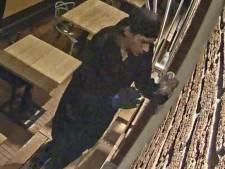 Beelden van inbrekers restaurant Saint Tropez in Veldhoven openbaar, forse schade aangericht