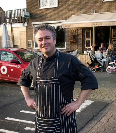 Koken in ontwrichte keuken: bij Smoesjes in Oog in Al dreunt de plofkraak nog wel even na