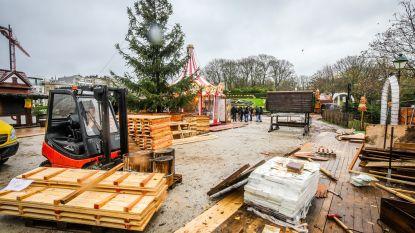 Van 12 kilometer cadeaupapier tot 120.000 lichtjes in de lichttunnel: Oostende klaar voor eindejaar