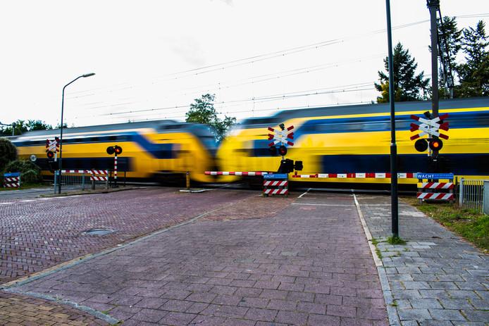 Ook het spoor gaat mogelijk dicht tijdens de aanleg van de verdiepte ligging in Vught.