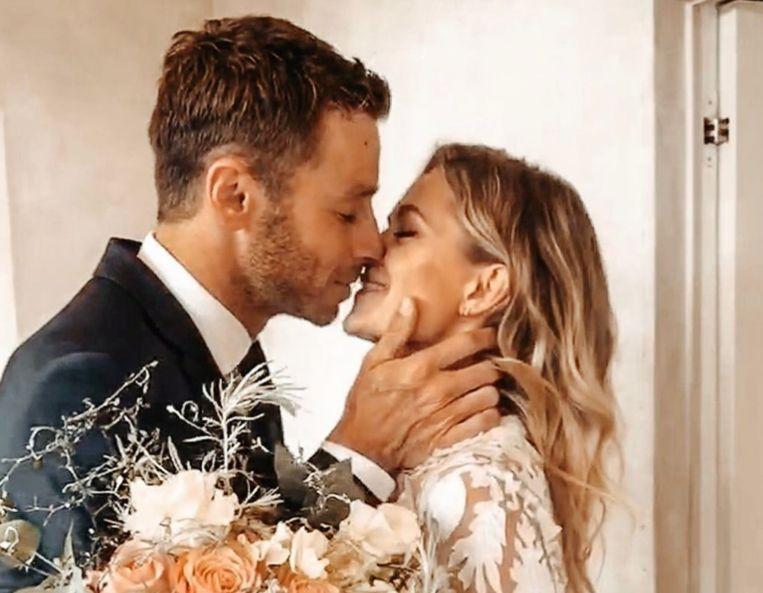 Louis Talpe is getrouwd!