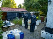Politie ontdekt drugslab in Rilland