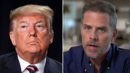 Na vrijspraak Trump: Republikeinse senatoren gaan achter Hunter Biden aan