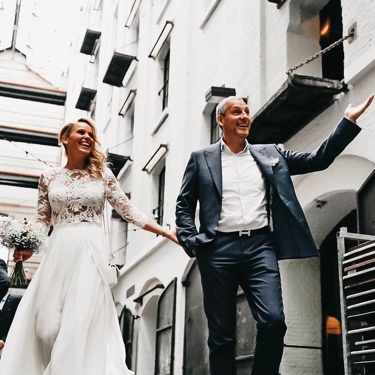 Gert Verhulst getrouwd