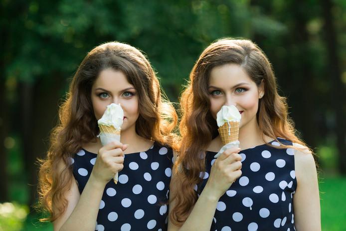Zelfs identieke tweelingen reageren anders op voeding.