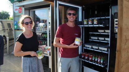 Na 'Zorgeloos feesten' nu ook 'Zorgeloos eten' afhalen uit maaltijdautomaat