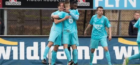 HHC haalt aanvaller weg bij Jong FC Twente