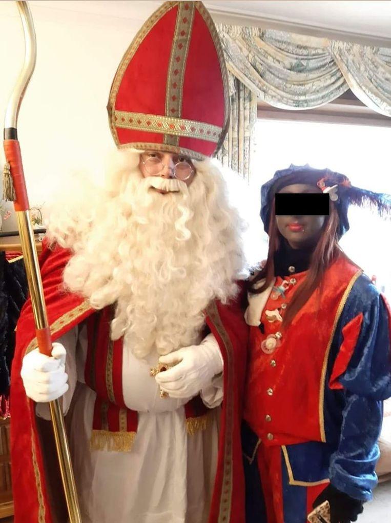 Alois B. kroop in de huid van Sinterklaas, terwijl hij geen functies met minderjarigen mocht uitoefenen.