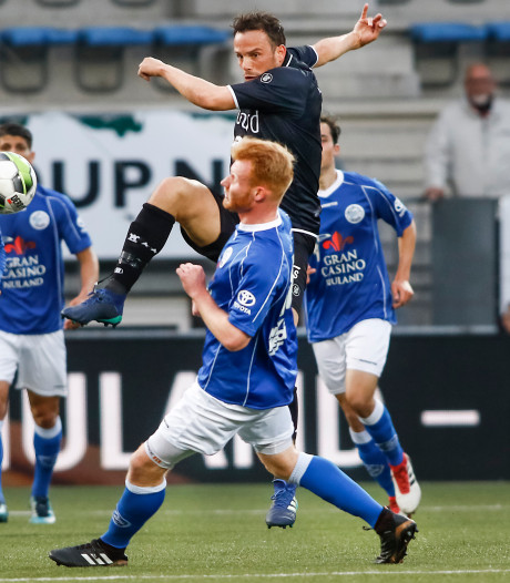 FC Den Bosch kan play-offs vergeten na nederlaag