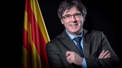 Opnieuw aanhoudingsbevel tegen Puigdemont. Vijf andere Catalaanse separatisten opgesloten