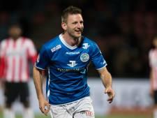 Oud-aanvoerder Van Son op eerste training FC Eindhoven, Idzes ontbreekt vanwege transferperikelen