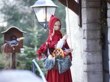 Roodkapje keert terug naar Sprookjesbos van Efteling