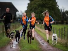 Canicross draait om chemie tussen hond en baas
