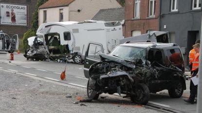 Bestuurder die in slaap viel en gigantische ravage veroorzaakte, riskeert geldboete van 400 euro
