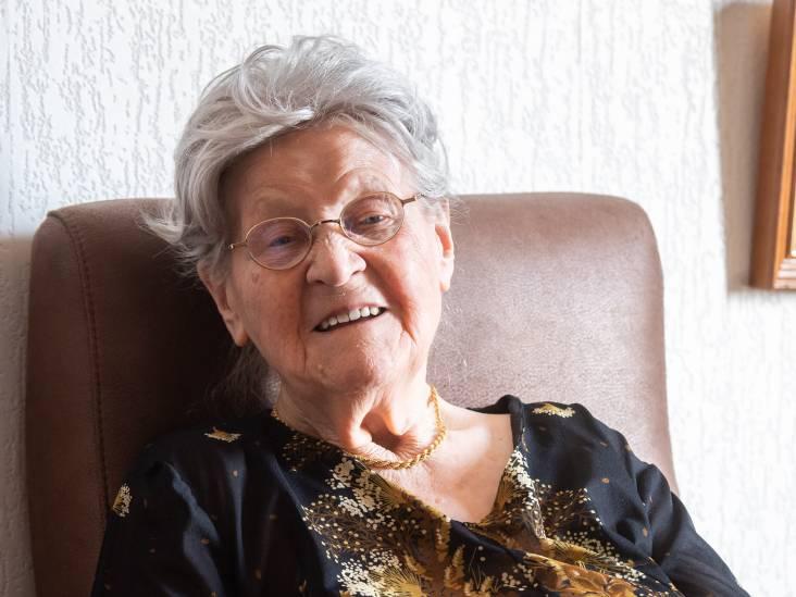 Pas nu praat Mien Venhuizen over haar gijzeling in het Markiezenhof tijdens de oorlog