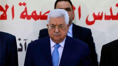 Palestijnse president Abbas beschuldigt Hamas van aanslag op premier
