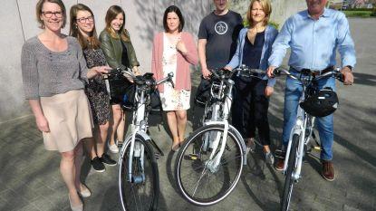 OCMW krijgt drie elektrische fietsen