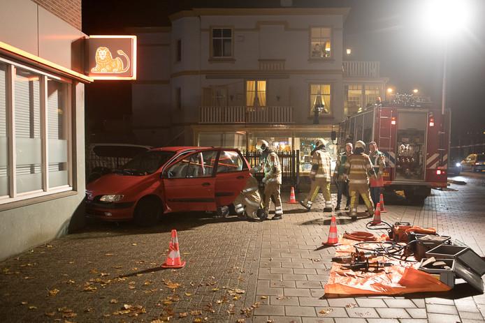 Hulpdiensten in actie tijdens grote oefening in Driebergen.
