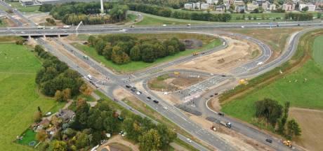 Kruising A1 tussen Zutphen en Deventer twee weekenden helemaal dicht
