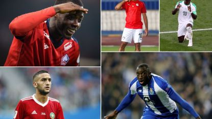 Tien om te zien: deze sterren popelen om te schitteren op de Africa Cup