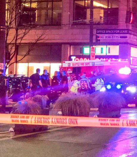 Dode en gewonden bij schietpartij in Seattle