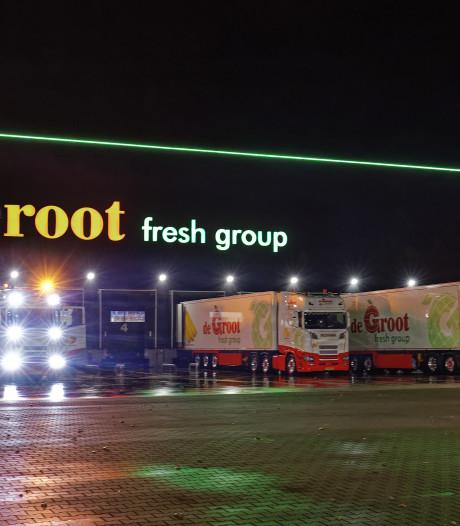 Vijf verdachten vervolgd in afpersingszaak fruithandel De Groot